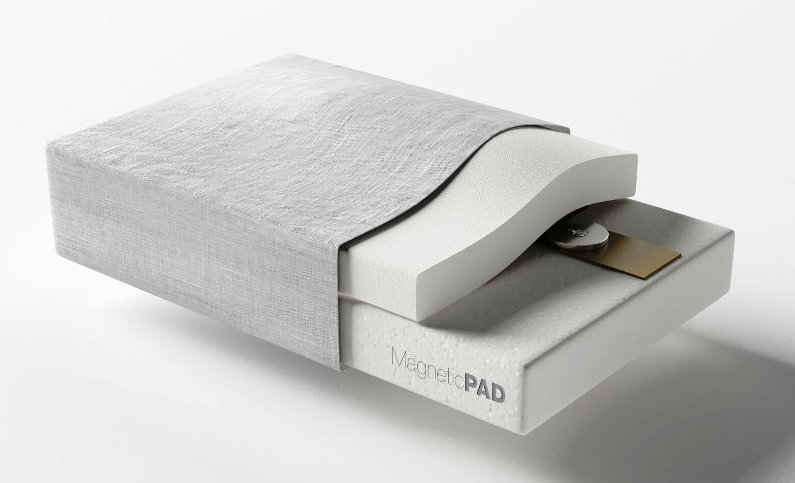 Уникальная ортопедическая подушка MagneticPAD